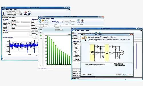 Complete power analysis suite free with all power analyzers