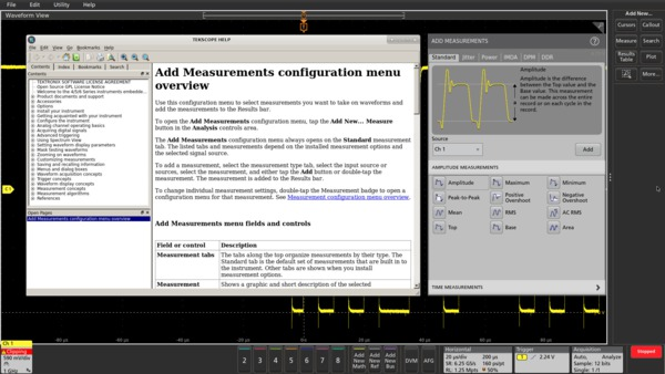 MSO6B Datasheet