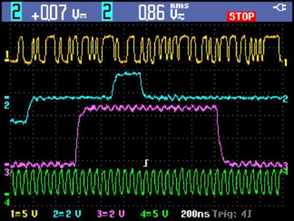 10X Option: G 300 MHz Green TEKTRONIX THP0301 Passive Voltage Probe