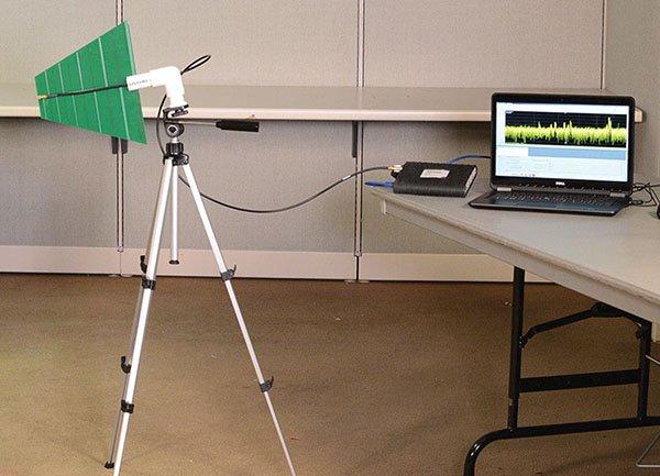 EMI Pre compliance test setup