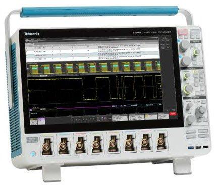 5 Series MSO Mixed Signal Oscilloscope