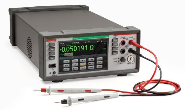 DAQ6510 6½-Digit Data Acquisition and Logging Multimeter System