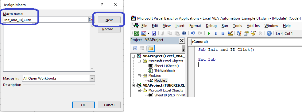 7 steps to using VBA in Excel to control routing in test