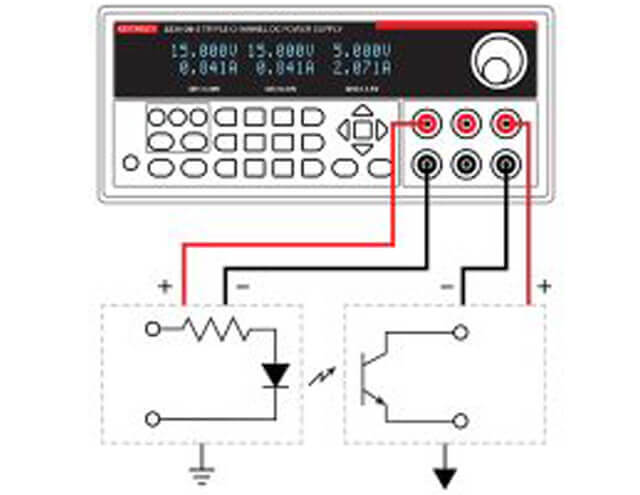 Series 2230G High Power, 3-Channel Programmable Power Supplies