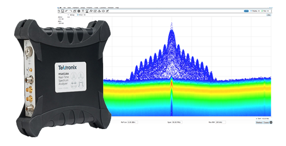 Discover a New Generation of Spectrum Analyzers