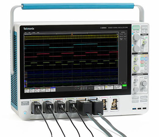 5 Series MSO Mixed Signal Oscilloscope
