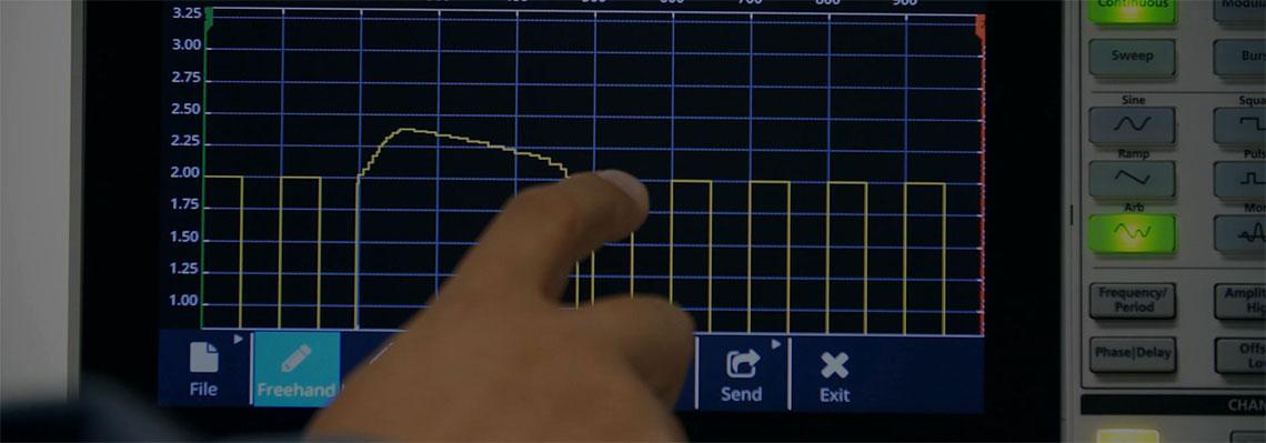 AFG31000 Arbitrary Function Generator