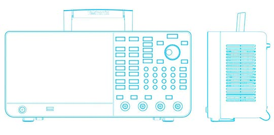AFG31000 arbitrary function generator specifications