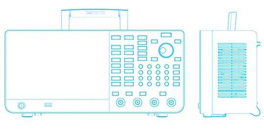 AFG31000シリーズ任意波形/ファンクション・ジェネレータの仕様