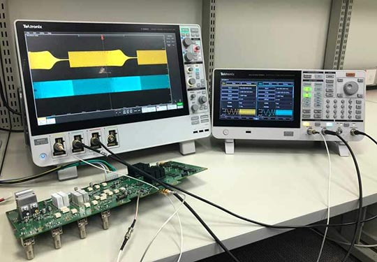 Использование настольного генератора произвольных функций для определения характеристик аналоговых цепей