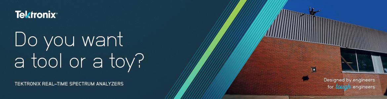 RF Spectrum Analyzers | Frequency Analyzer | Tektronix