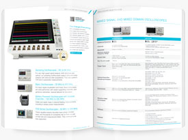 Oscilloscope Selection Guide