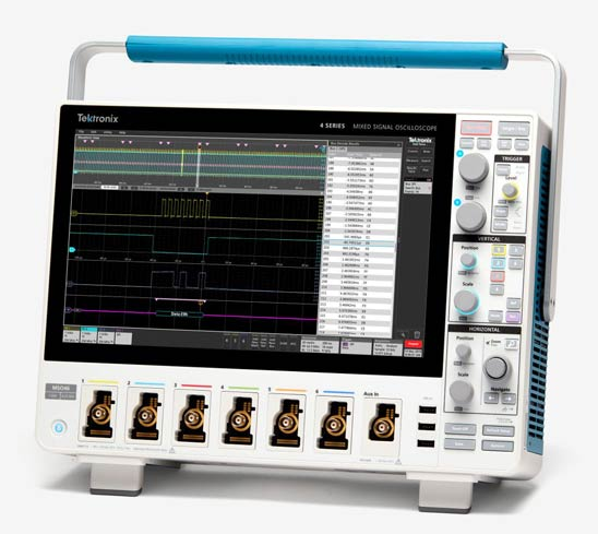 Innovative Touch Screen Oscilloscopes | Tektronix