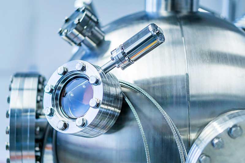 Particle Physics and nuclear physics use Tektronix IQ data