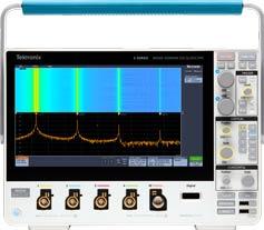 3 Series MDO Mixed Domain Oscilloscope