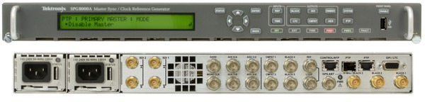 SPG8000A Master Sync / Master Clock Reference Generator