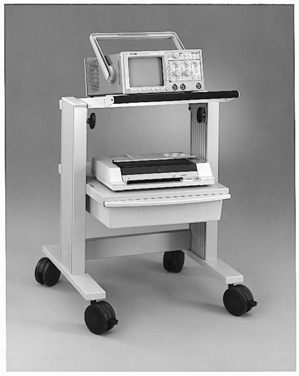Instrument Carts Workstation K4000 K475 K420 Tektronix