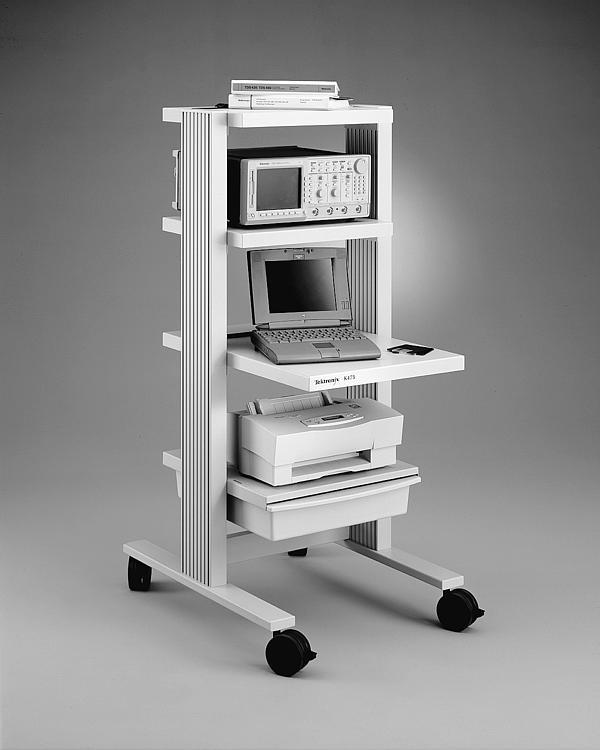 Instrument Carts Workstation Tektronix