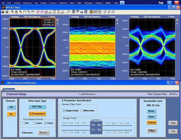Digital phosphor oscilloscopesdigital serial analyzers dpo thumbnail ccuart Images