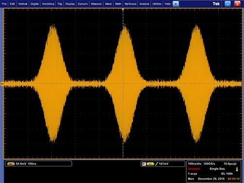 AWG5200 Arbitrary Waveform Generator with SourceXpress